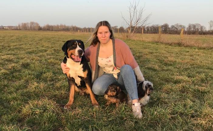 Cheyenne Barthel - Hundeakademie RudelHerzen Stefanie Baumer