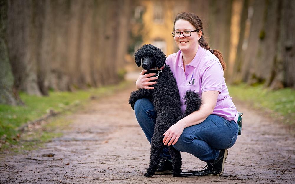 Linda Schneider - Hundeakademie RudelHerzen Stefanie Baumer