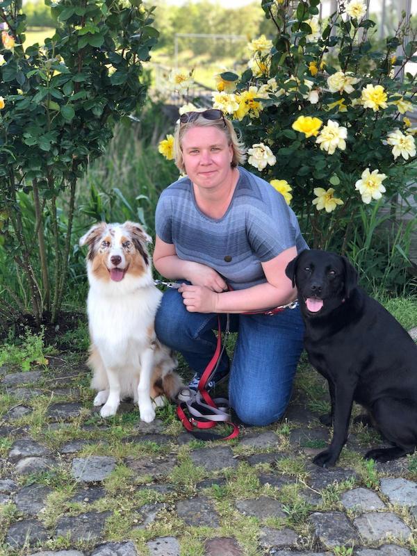 Azubi Maren - Hundeakademie RudelHerzen Stefanie Baumer